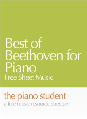 beethoven-free-sheet-music