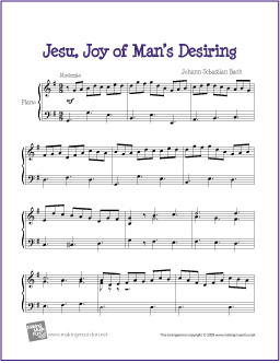 jesu-joy-of-mans-desiring-piano-solo