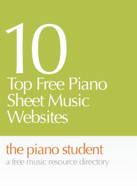 top-free-sheet-music-websites