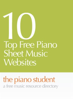 10 Top Free Piano Sheet Music Websites – the piano student
