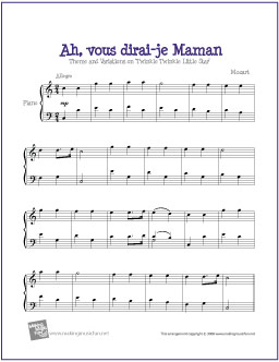 ah-vous-dirai-je-maman-for-piano-solo