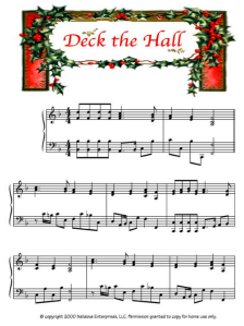deck-the-hall-piano-sheet-music