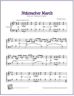 nutcracker-march-piano-solo
