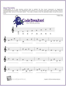 codebreaker-treble-clef