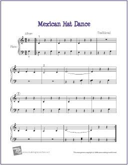 mexican-hat-dance-piano-solo