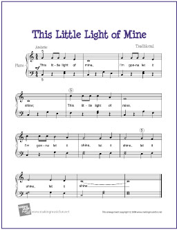this-little-light-of-mine-piano-solo