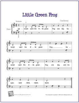 little_green_frog_piano