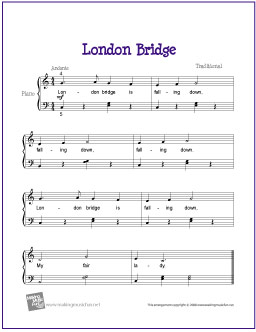 london-bridge-piano-solo