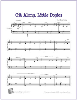git-along-little-dogies-piano