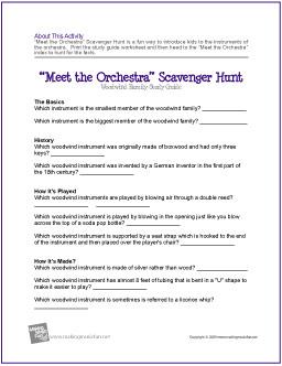 woodwind-scavenger-hunt-worksheet