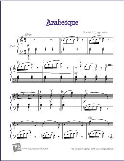 arabesque-piano