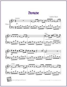pavane-piano