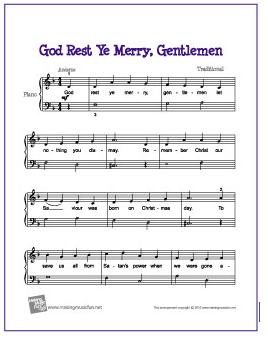 god-rest-ye-merry-gentlemen-piano