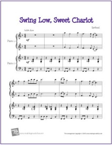 swing-low-sweet-chariot-piano-duet