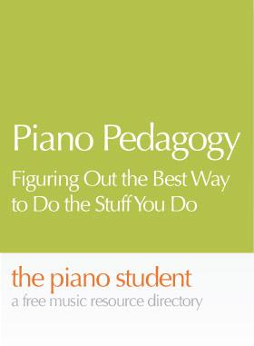 piano-pedagogy