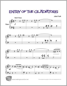 entry-of-the-gladiators-piano