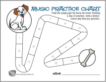 puppy-and-bone-practice-chart