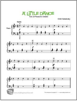 kabalevsky-dance-piano-solo